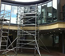 gallery scaffolding image
